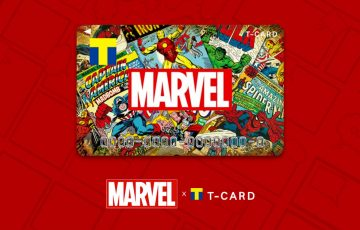 MARVEL×Tカード