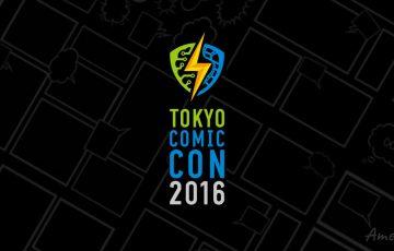 東京コミコン(Tokyo Comic Con.)