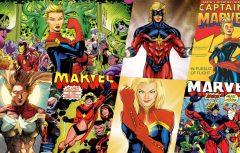 映画『キャプテン・マーベル(原題:Captain Marvel)』予告編公開!原作コミックから読み解く「あらすじ、キャラクター設定」をチェック!